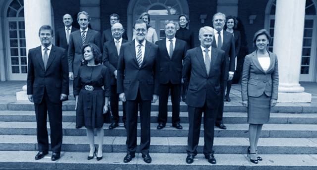 """El Partido Popular una """"organización criminal"""" diseñada para delinquir"""