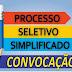 Convocação para segunda etapa - Processo Simplificado n• 001/2019 Magalhães de Almeida