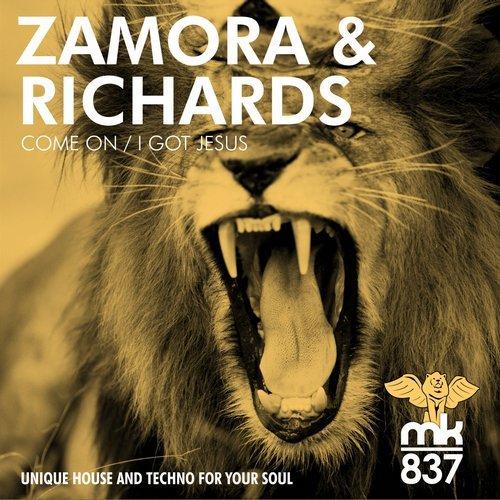Come on / I Got Jesus Dave Richards, Samuel Zamora nuevo lanzamiento