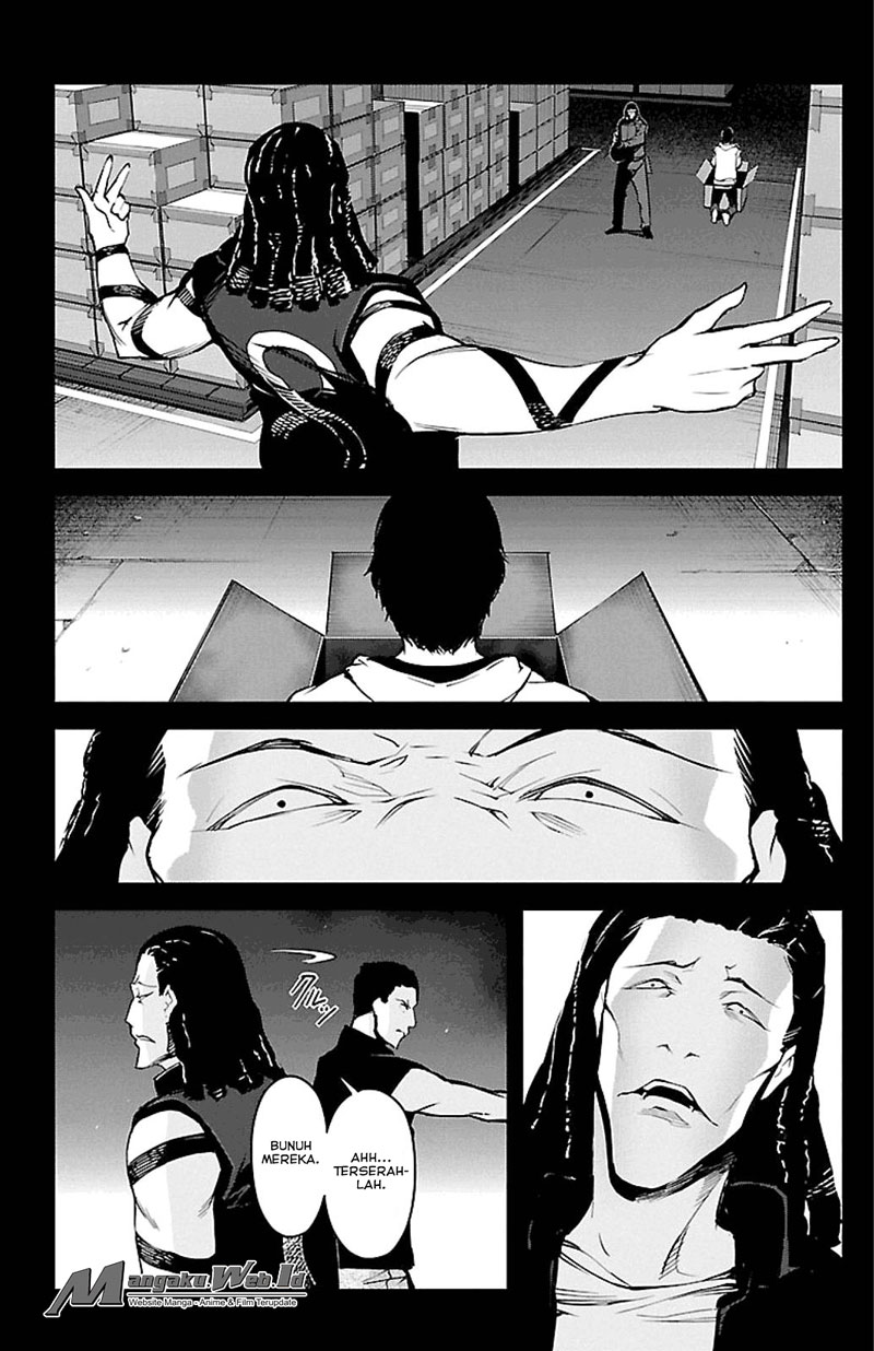 Darwin's Game Chapter 28-38