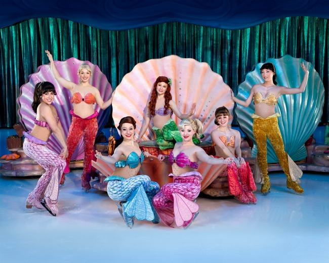 Disney On Ice presents Passport to Adventure in Birmingham from 18th to 29th October 2017.