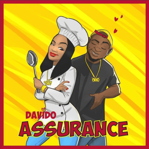 "[Song] Davido – ""Assurance"" - mp3made.com.ng"