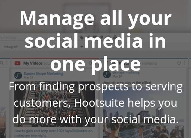 How to Share your post Automatically through Hootsuite