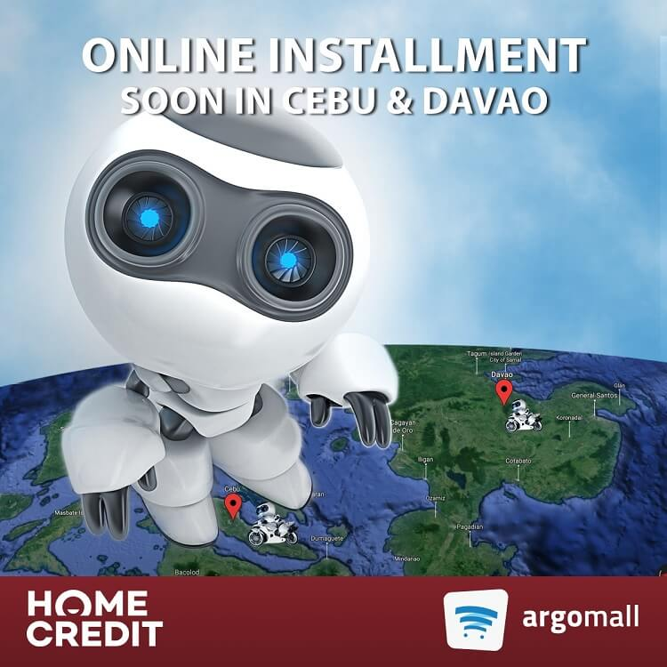 Argomall's Online Installment Expands in Cebu and Davao
