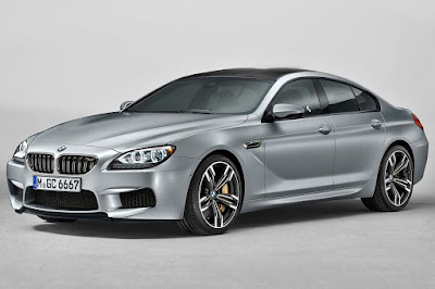 2016 BMW M6 Coupe sedan car