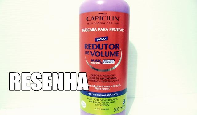 Máscara para Pentear,Capicilin, Resenha