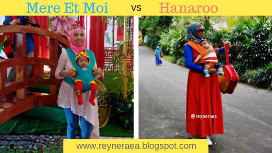 All About Woman Review Gendongan Baby Wrap Hanaroo Vs Mere Et Moi