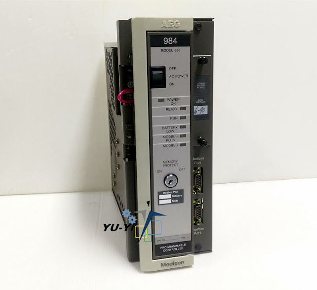 AEG 984 PC-0984-685 PROGRAMMABLE CONTROLLER Modicon