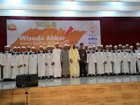 Puluhan Wisudawan Tahfidz Lulus di Sekolah Ramadhan Tahun ini