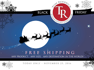 Black Friday Free Shipping TOMRODERICKART.COM