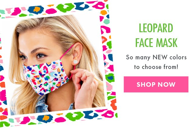 marleylilly leopard face mask