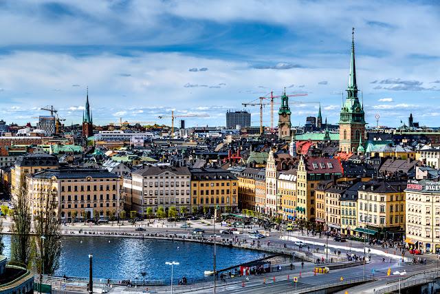 ШВЕЦИЯ: СТОКГОЛЬМ Ч3 (STOCKHOLM)