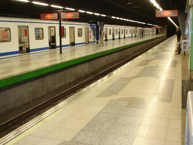 Este lunes nueva huelga en el metro y la EMT en Madrid