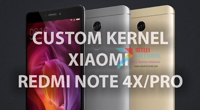Yang Bener Nih? Xiaomi Redmi Note 4X/PRO Sudah Ada Custom Kernel Vulcan? Bagaimana Cara Installnya? Simak Tutorial Berikut Ini!
