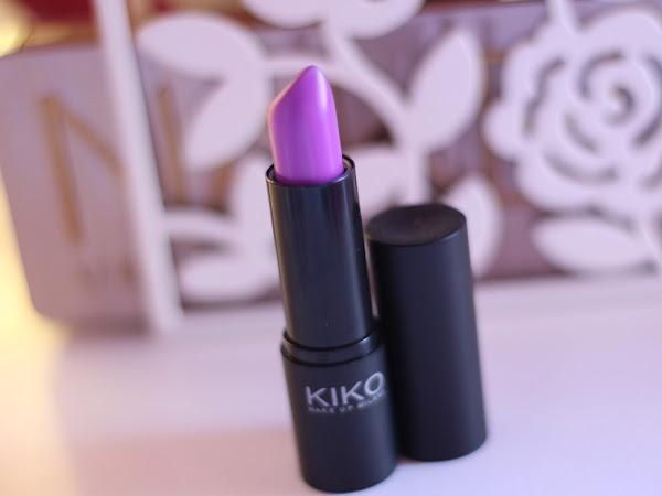 Review - Batom Smart Lipstick Kiko