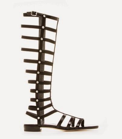 Gladiator Sandal Selection