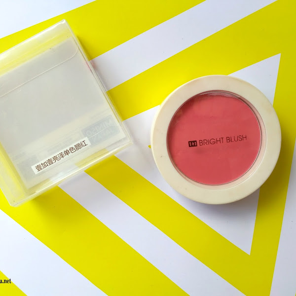 Review Miniso Bright Blush