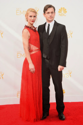 Claire Danes 66th Emmy Awards