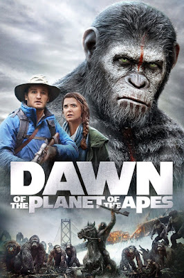 Dawn of the Planet of the Apes 2014 Dual Audio Hindi 720p BluRay 1GB