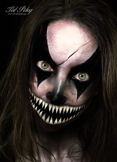 Maquillajes de miedo y terror