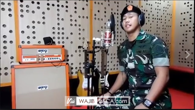 Viral Vidio Anggota TNI ini Nyanyikan Despacito Berlirik Nasional yang Bikin Kagum
