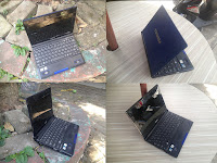 Netbook Bekas Toshiba NB525