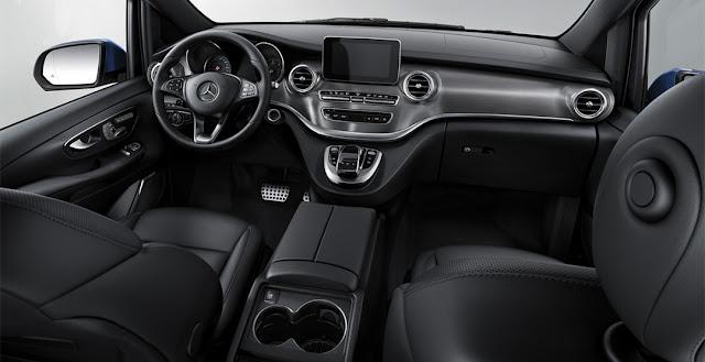 Mercedes-Benz V-класса Exclusive