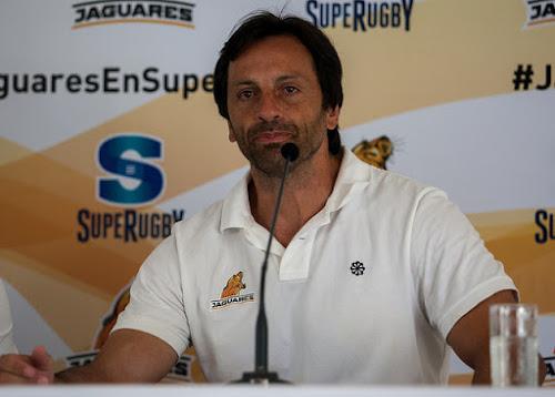 Raúl Pérez, anunció el plantel de Jaguares para viajar a Sudáfrica
