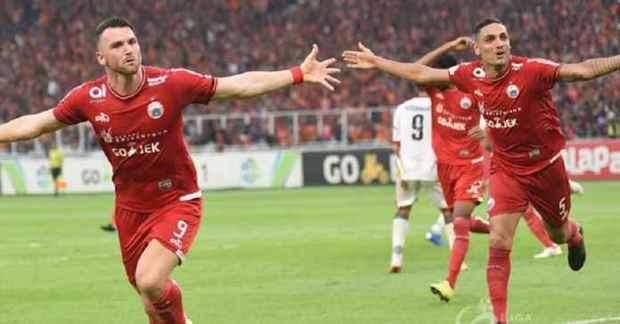 Persija Jakarta Liga Champions Asia