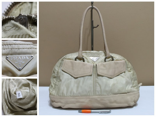 jual tas second bekas branded  original asli sling selempang fossil bonia