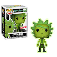 Funko Pop! Toxic Rick Target