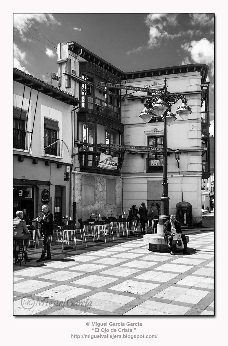 Valladolid, calle de San Martín
