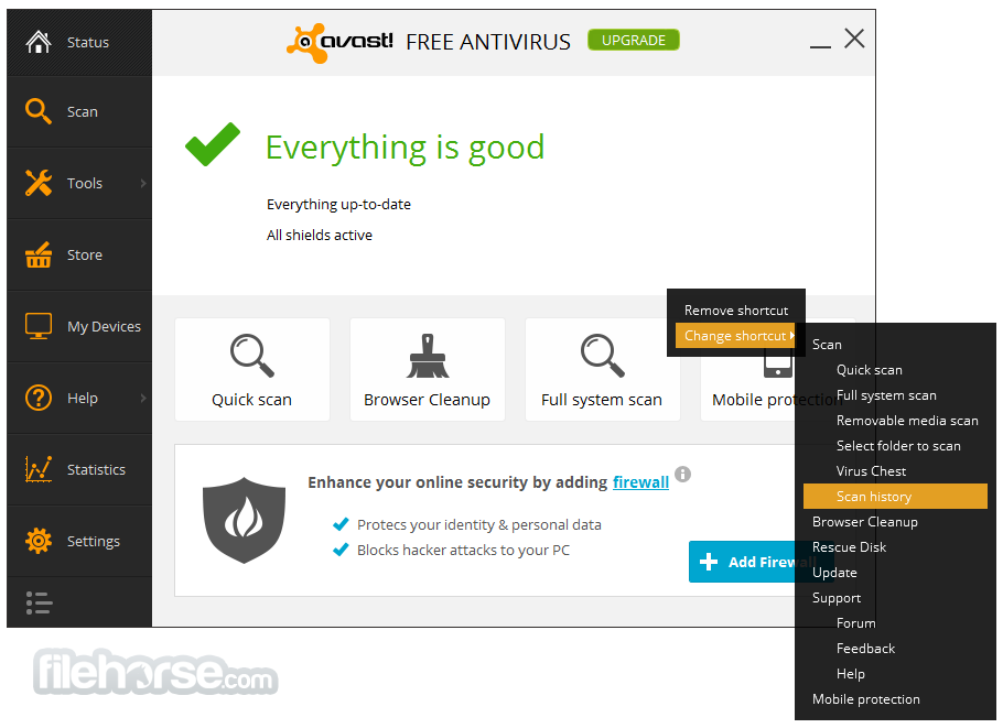 Avast! Free Antivirus 9.0.2016 with Serial Key - Top Games ...