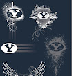 BYU designs done at InThePaint