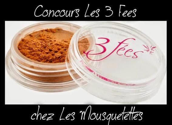 Concours des 3 Fées - Les Mousquetettes