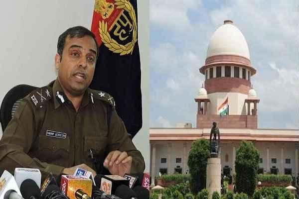 फरीदाबाद के पुलिस कमिश्नर हनीफ कुरैशी बोले, नहीं बिकने देंगे पटाखे, SC के आदेश का करेंगे पालन