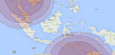 Beam Chinasat 11 Ku Band  Steerable Terbaru