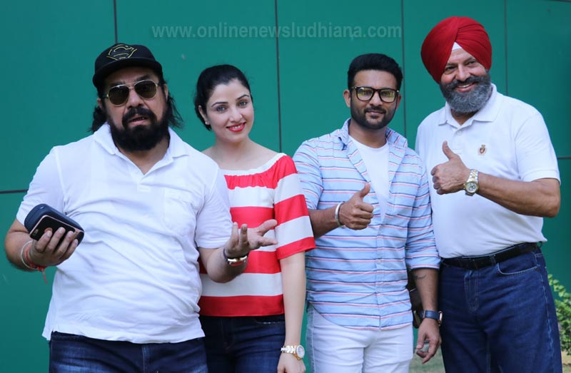 "Punjabi film ""Krazy Tabbar"" to release on July 7"