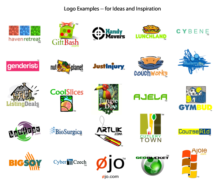 Sample Logo Designs and Business Logo Ideas  Logo Maker
