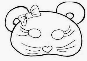 """Cuentos infantiles: Careta """"La ratita presumida"""""""