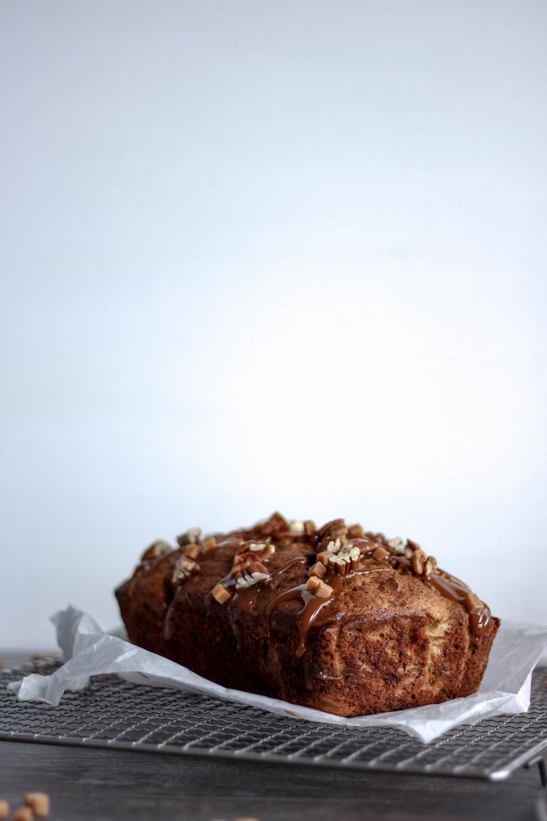 Das Bread von vorne