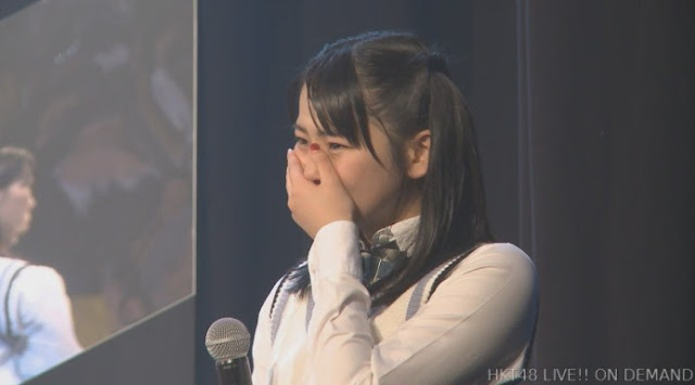 tsutsui riko graduate hkt48