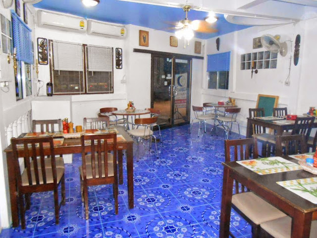 Starbeam Restaurant in Surin, Thailand