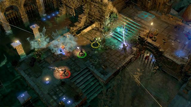 Lara Croft and the Temple of Osiris Download Photo