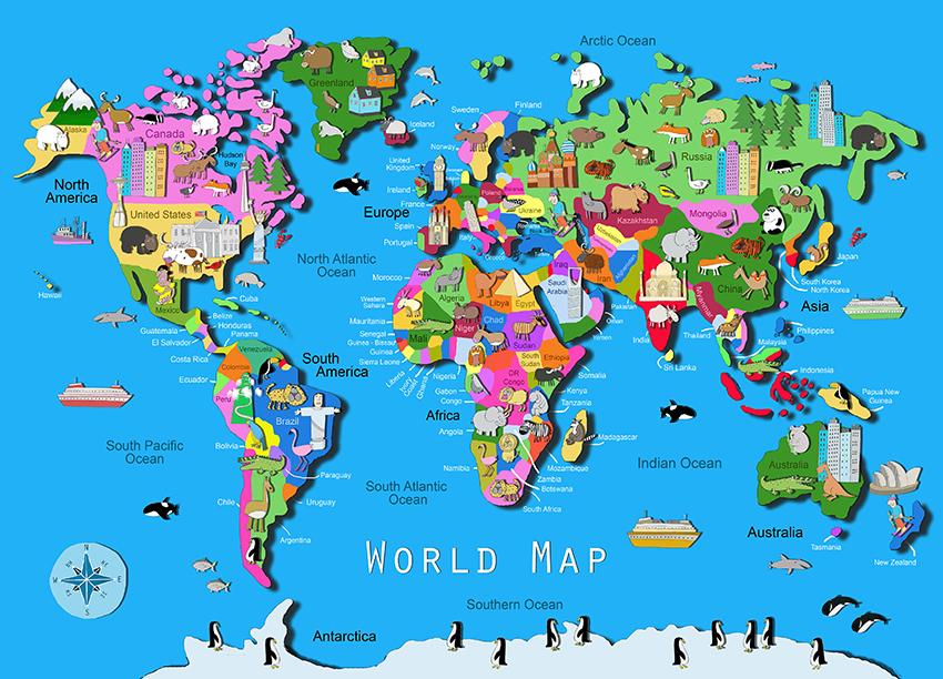 Map puzzle world puzzle map world 22846970 ravensburgerworld gumiabroncs Image collections