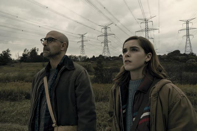 """Criaturas primitivas caçam através do som no trailer do terror pós-apocalíptico """"The Silence"""""""