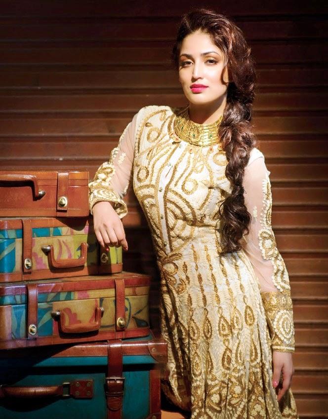 Yami Gautam in Femina Magazine Photoshoot Part 2