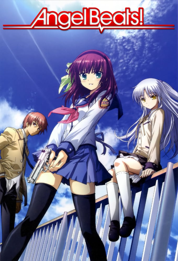 Angel Beats! BD Subtitle Indonesia Batch