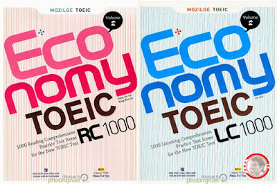 Trọn bộ ECONOMY TOEIC 1000 - Tài liệu luyện thi TOEIC phổ biến nhất hiện nay