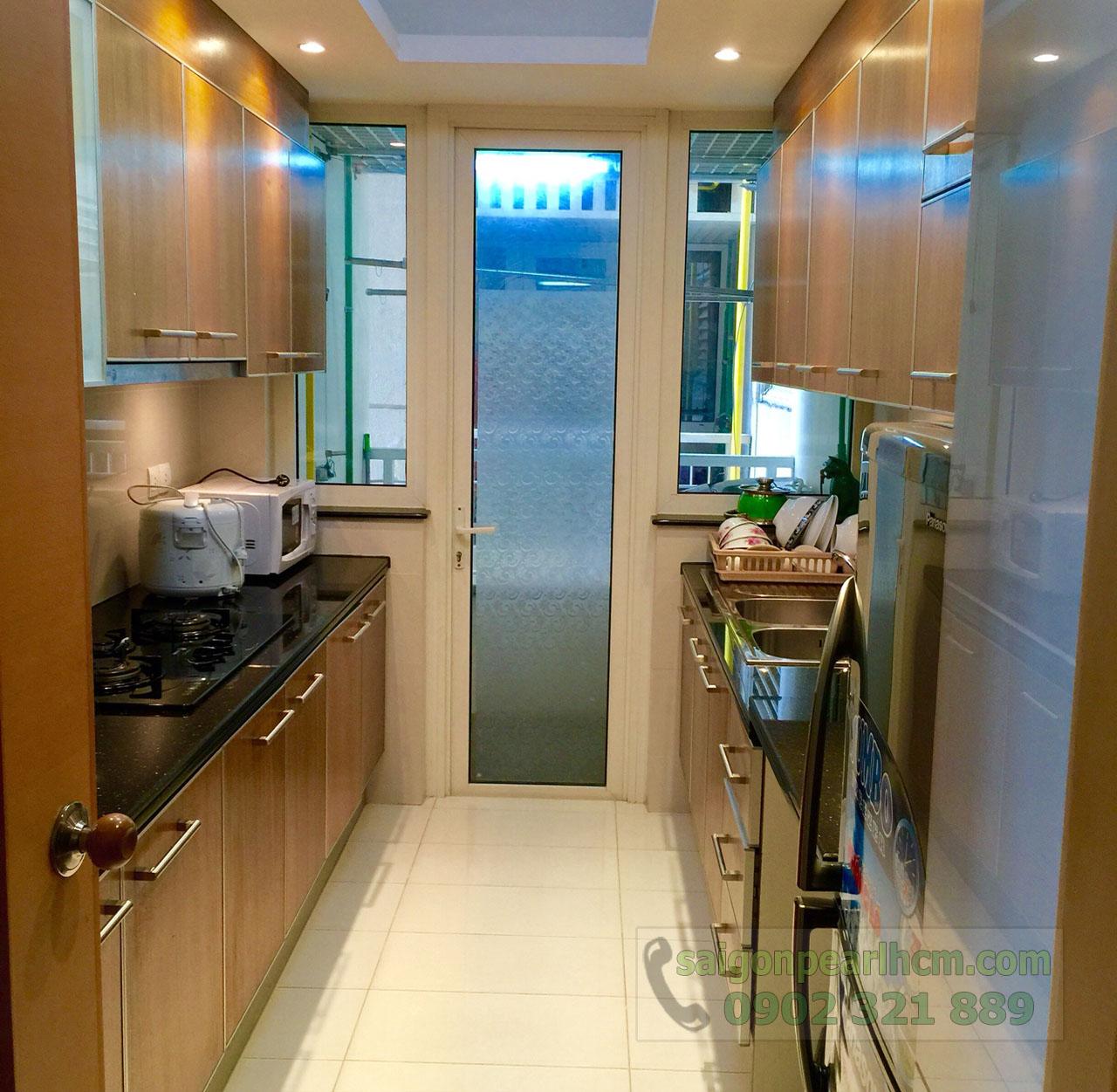 Cho thuê căn hộ Sapphire 2 Saigon Pearl
